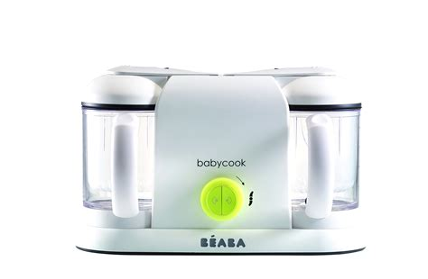 Beaba Baby Cook Plus Neon beaba babycook plus 4 in 1 steam cooker and blender 9 4 cups dishwas