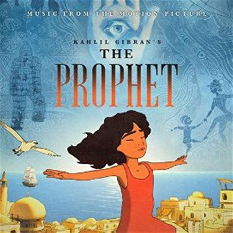 film nabi cartoon kahlil gibran s the prophet soundtrack released film