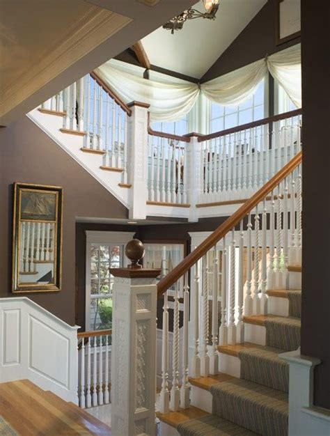 10 best staircase window treatments images on staircases stairs and stairways