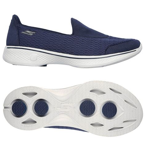 skechers go walk 4 pursuit walking shoes