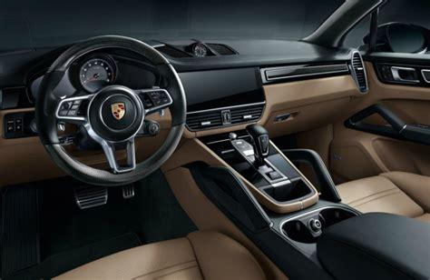 2019 Porsche Interior by 2019 Porsche Cayenne Interior Technologies