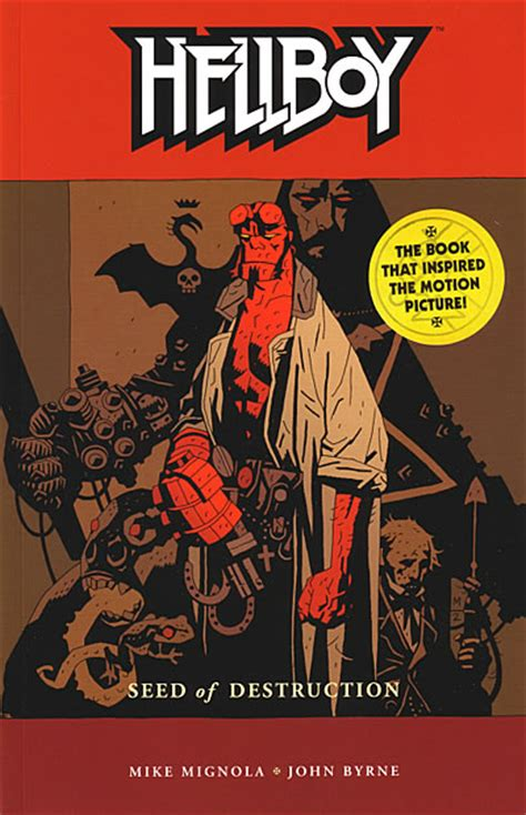 the deal cus volume 1 comics deal hellboy vol 1 seed of tpb