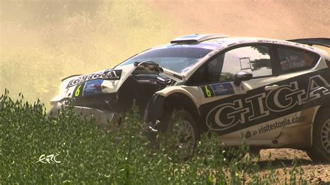 6 Auto24 Rally Estonia 2015 by Auto24 Rally Estonia 2015 Parn Crash