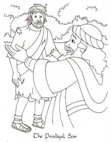 prodigal coloring page free coloring pages of e lost