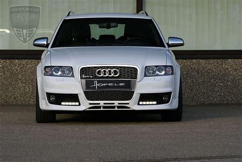 Motortuning Audi A4 by Audi A4 A4 B6 Avant 2000 2004 Hofele Tuning Premium