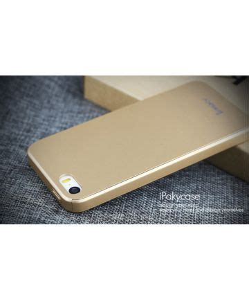 Ipaky For Iphone 5 5s Se ipaky protection hoesje iphone 5 5s se goud gsmpunt nl