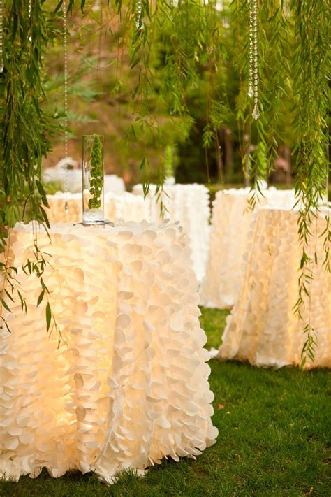 wedding planning styling design wedding linens