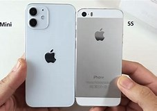 Image result for iphone 12 mini vs iphone 5s. Size: 227 x 160. Source: www.gearknowledge.com