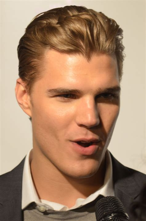 Hates The Droopy Part And The Brown Part by Chris Zylka