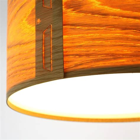 wood veneer l shade tab oak veneer light shade by john green