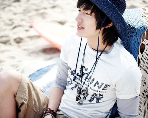 biography lee min ho dalam bahasa inggris september 2010 everlasting world ブルーブラック