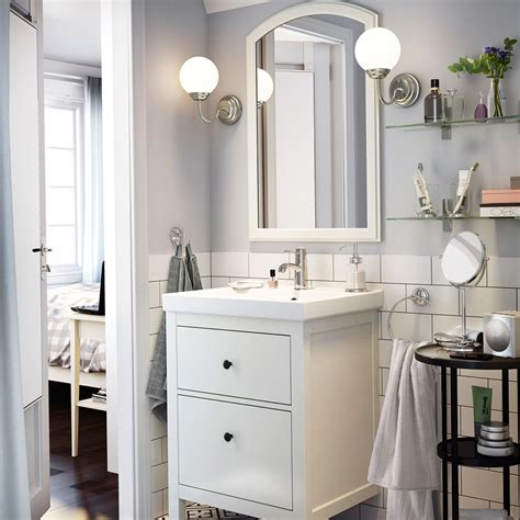 petites salles de bains ikea  inspirations qui ont tout bon marie claire