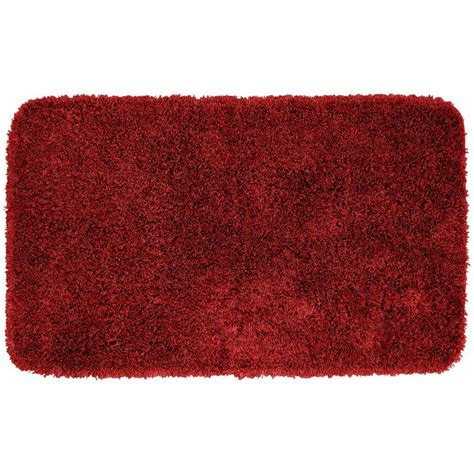 rugs with red accents garland rug jazz chili pepper red 30 in x 50 in washable