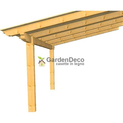 tettoie di legno chioschi e gazebo in legno tettoia porticato in legno 8x6m