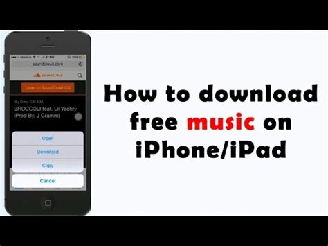 download youtube on iphone download music on iphone and send on whatsapp 2017 no