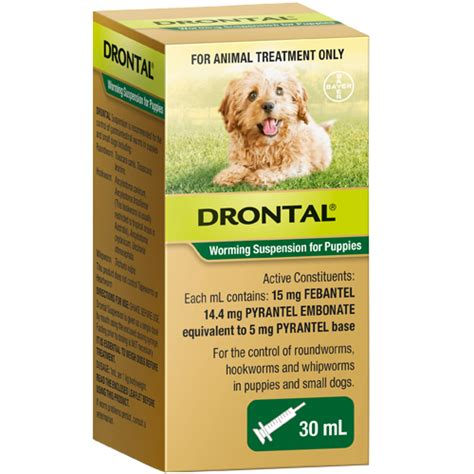 liquid wormer for puppies drontal wormers for puppies drontal allwormers treatment vetshopaustralia