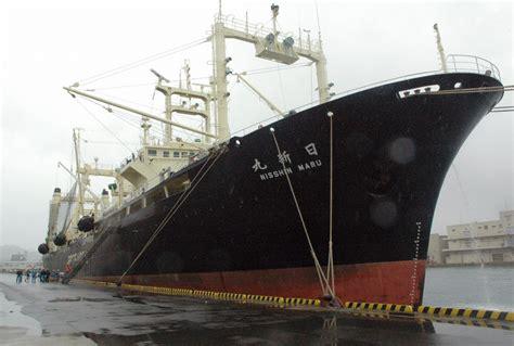ship japan japan whaling mission fleet set to dispatch for antarctic