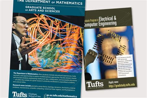 Tufts Mba Engineering by Tufts Graduate School Posters Ace Creative