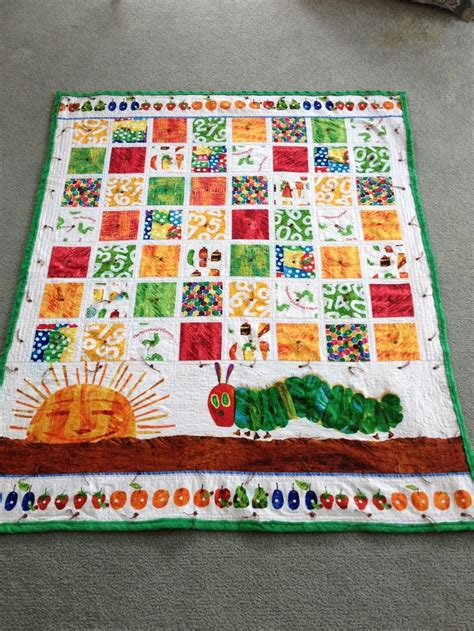 Hungry Caterpillar Quilt Pattern by Hungry Caterpillar Quilt Quilts I Ve Made