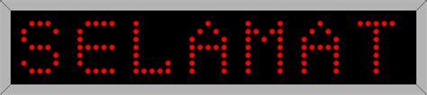 membuat video tulisan animasi membuat tulisan bergerak dengan fungsi marquee