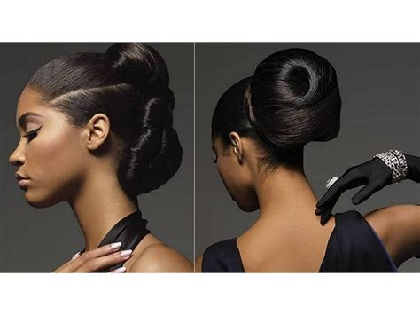 Wedding Hairstyles For Black Tutorial by Best 20 Black Hairstyles Updo Ideas On Black