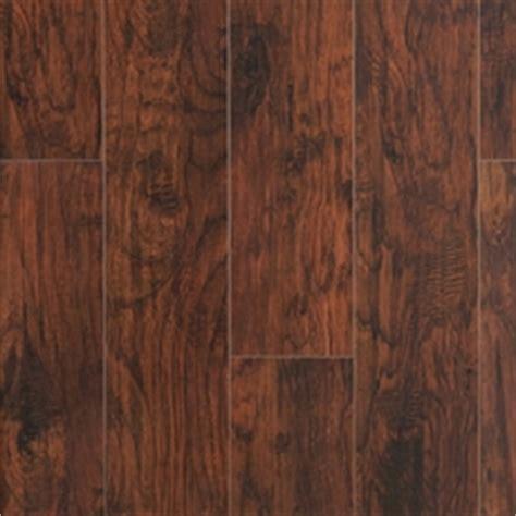 mocha hickory laminate mm  floor  decor