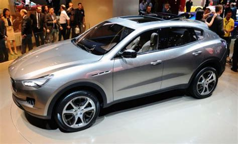 What Is The Price Of A Maserati by More Details Released On Maserati Levante Price