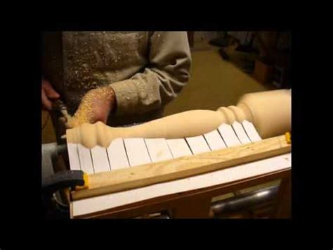 Woodturning Lathe Projects Flapper Template Youtube Wood Project Templates