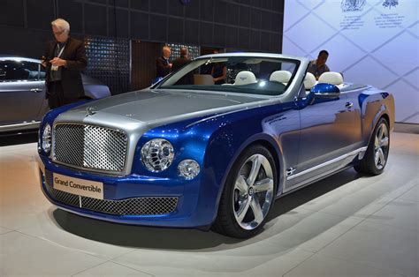 bentley mulsanne coupe bentley grand convertible concept is a stunning drop top