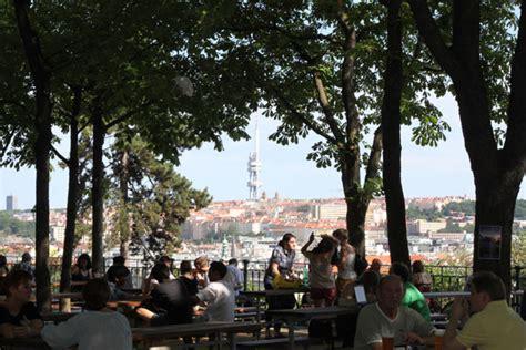 Letna Garden by Letn 225 Garden Pubs Prague S Guide