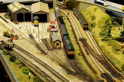 n gauge exhibition layout for sale cheltenham model railway exhibitions