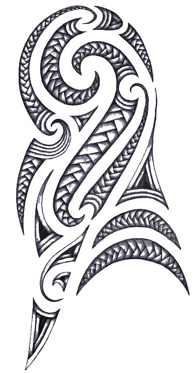 simple polynesian tattoo design fotos tattos com fundo tranparente perfil s proontos