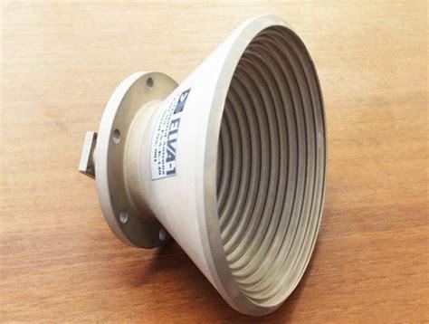custom designed horns    ghz