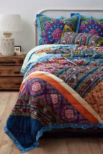 Cute Duvet Covers For College Urban Outfitters Boho Wildfield Twin Quilt Comforter Bedding