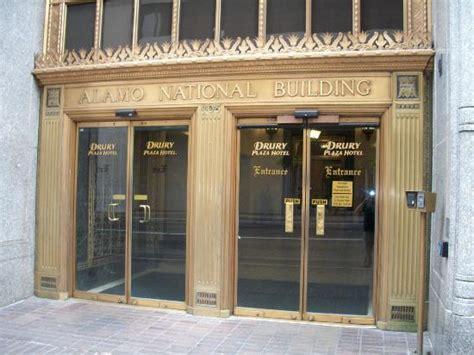 Exterior Doors San Antonio Front Door Picture Of Drury Plaza Hotel San Antonio Riverwalk San Antonio Tripadvisor