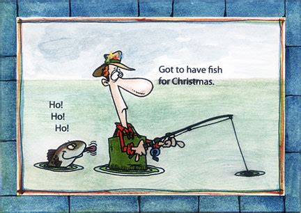printable birthday cards fishing fishing christmas cards