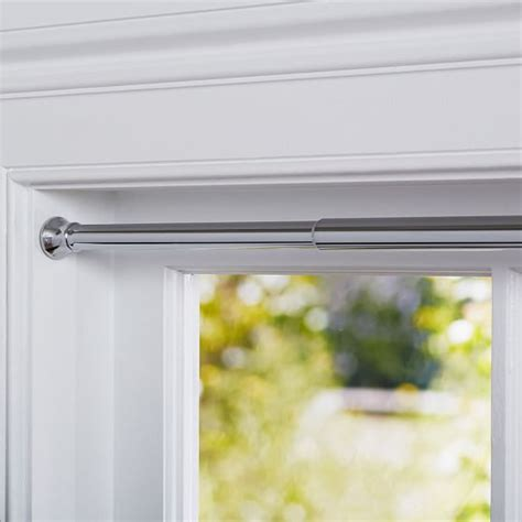 Tension Rods For Windows Ideas Window Tension Rod Pbteen