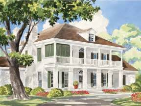 southern plantation home plans plantation house plan