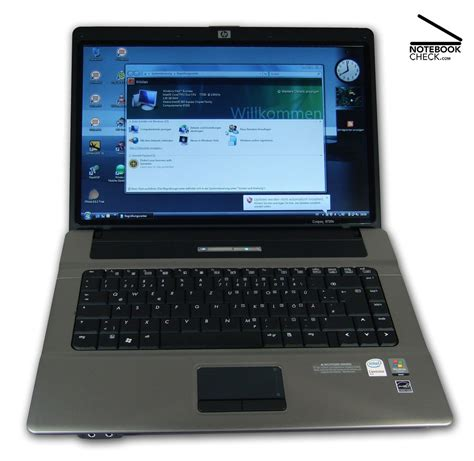 duo test costo testrapport hp compaq 6720s notebook notebookcheck nl