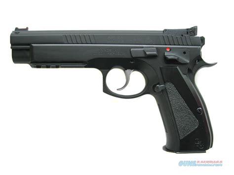 Sp 01 New cz custom sp 01 ts longslide 40 s w tactical sp for sale