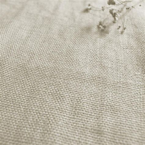 natural upholstery fabric greta oatmeal cream natural plain linen fabric