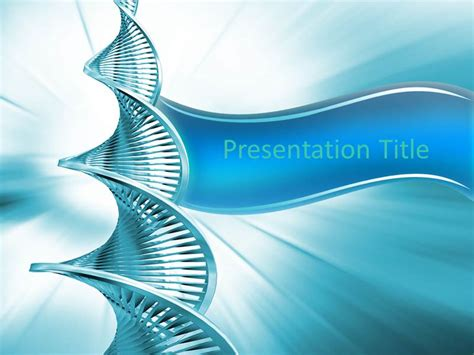 dna powerpoint templates dna helix templates powerpoint ppt backgrounds on dna strand