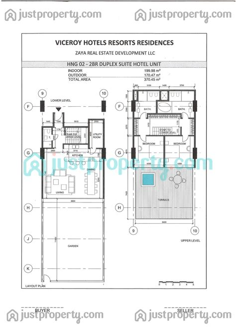 viceroy floor plans viceroy signature residences floor plans justproperty com