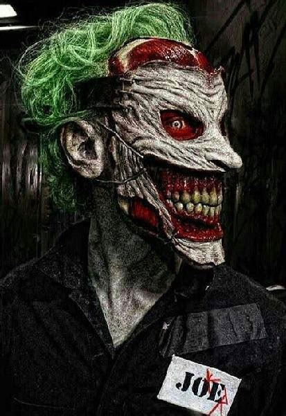 tattoo doll maker would you be scared if joker looked and talked like this