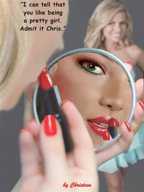 sissy his lipstick 259 best christeen s transformation images on pinterest
