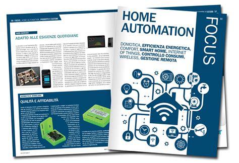 home automation focus news impianti domotici