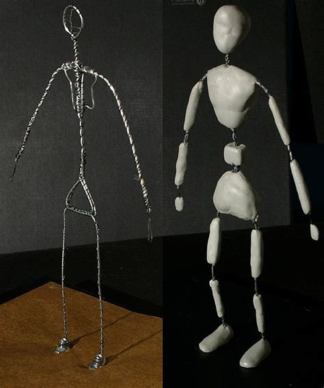 doll armature 93 best images about clay doll armature base for figure