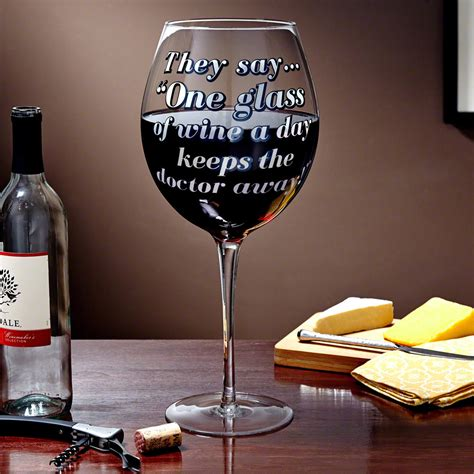 wine glass sayings quotes about stress and wine quotesgram