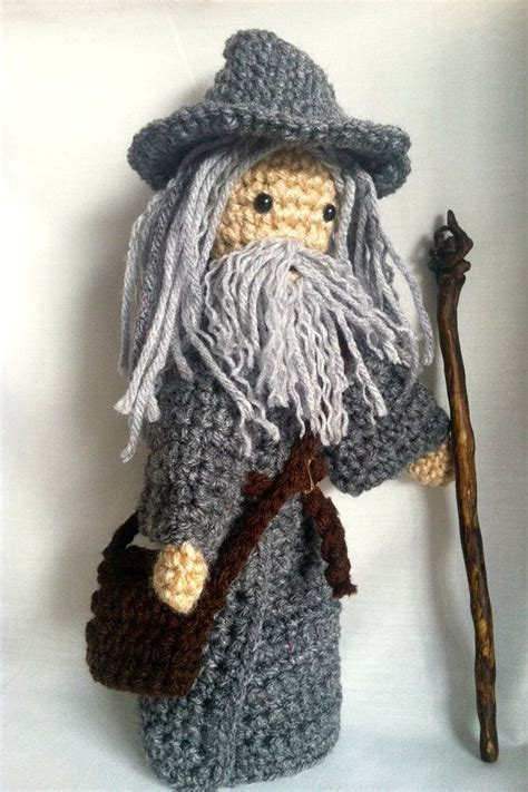 amigurumi ring pattern 77 best hobbit crochet crafts images on pinterest