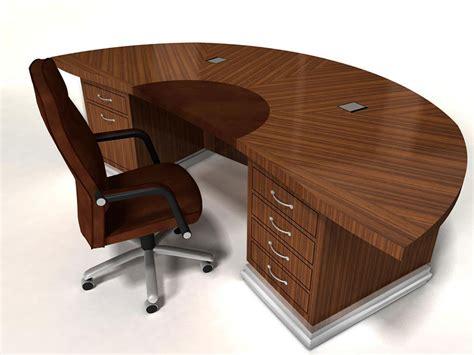 half closet half desk exquisite half round custom desk ambience dor 233